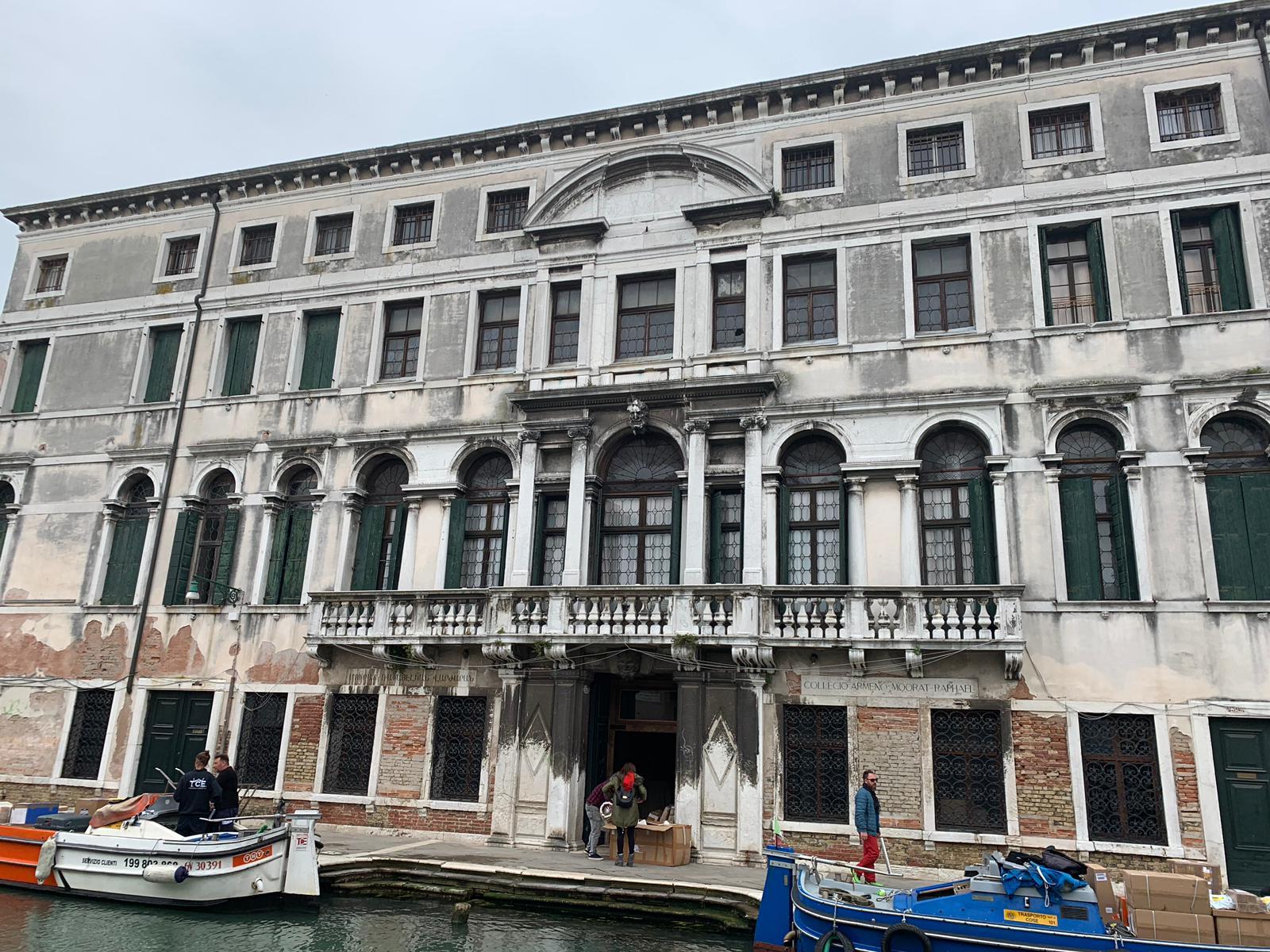 Palazzo Zenobio – Venezia
